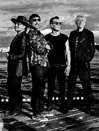 U2 la Madrid, 20 septembrie 2018